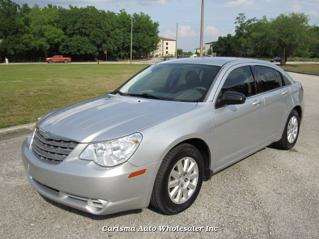 2008 Chrysler Sebring Sedan LX 4-Speed Automatic