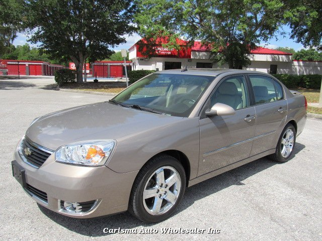 2007 Chevrolet Malibu LTZ 4-Speed Automatic