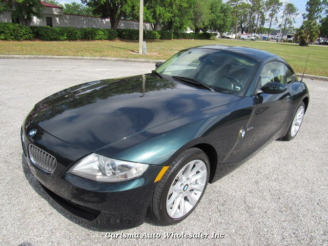 2007 BMW Z4 3.0si 6-Speed Automatic